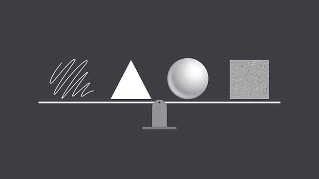 Form and Space atau Bentuk dan Ruang