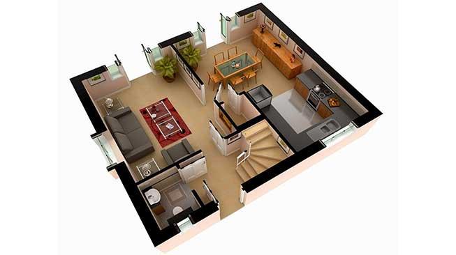 Rekomendasi 4 Aplikasi Desain Rumah