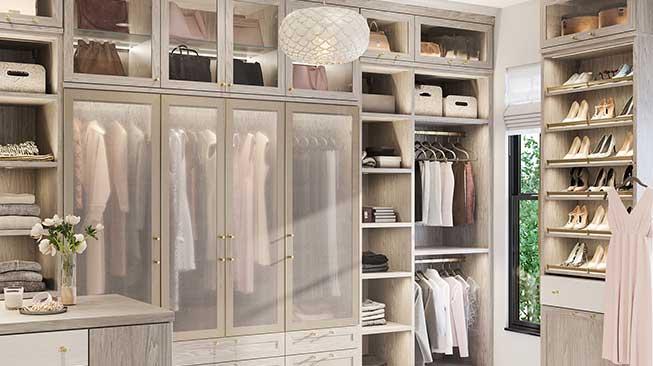 Tips Membuat Walk In Closet