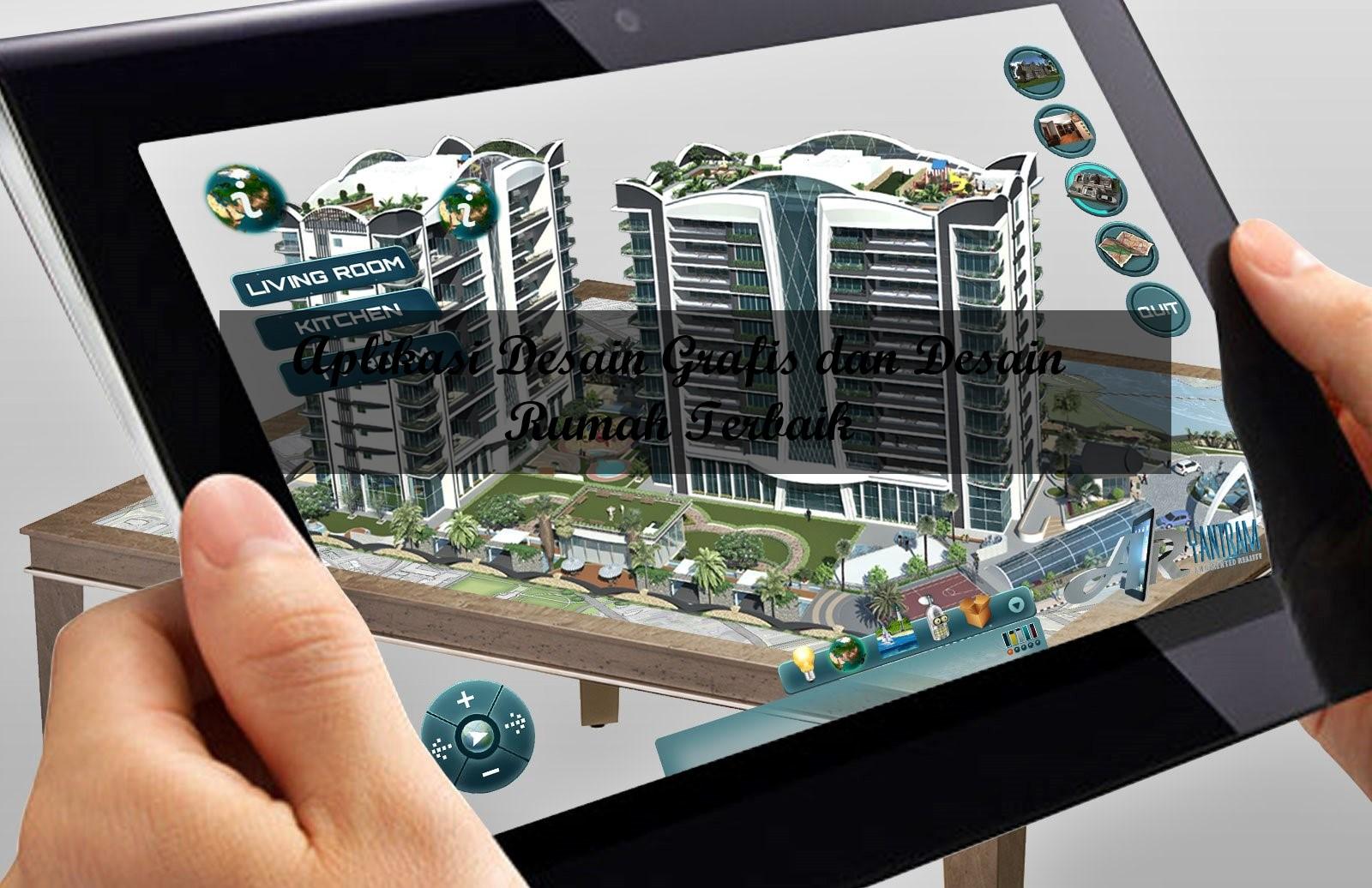 Aplikasi Desain Grafis dan Desain Rumah Terbaik